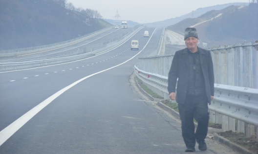 cluj autostrada reportaj 2