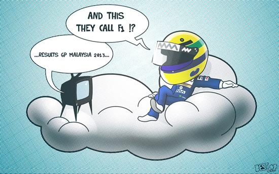 Senna F1 2013