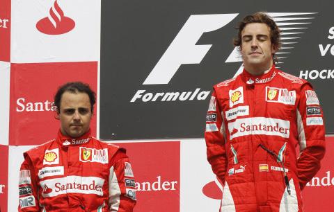 Massa_Alonso_podium